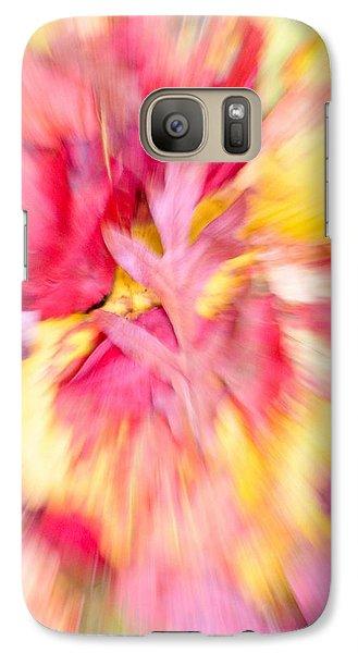Oak Leaf With Autumn Foliage Galaxy S7 Case