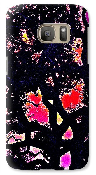 Galaxy Case featuring the photograph Oaks 10 by Pamela Cooper