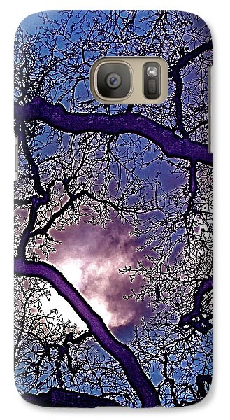 Galaxy Case featuring the photograph Oaks 11 by Pamela Cooper