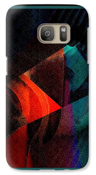 Galaxy Case featuring the photograph Obstruction Of Light by Steve Godleski