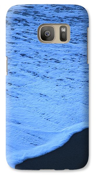 Galaxy Case featuring the photograph Ocean Blues by Amy Gallagher