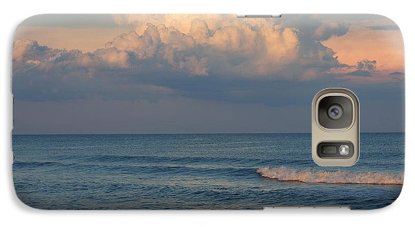 Galaxy Case featuring the photograph Ocean City Nj by Vadim Levin