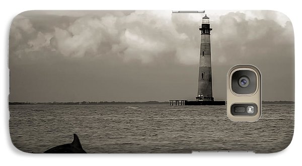 Galaxy Case featuring the photograph Ocean Life by Serge Skiba