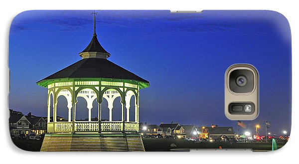Galaxy Case featuring the photograph Ocean Park by Dan Myers