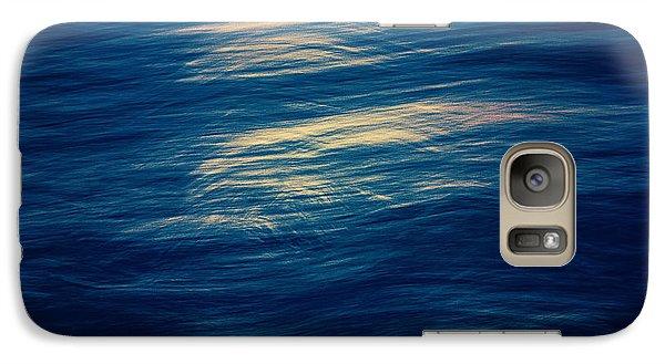 Galaxy Case featuring the photograph Ocean Twilight by Ari Salmela