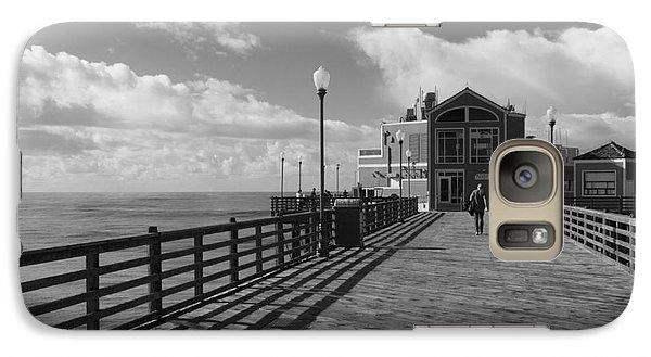 Oceanside Pier Galaxy S7 Case