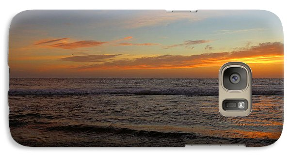 Galaxy Case featuring the photograph October Beauty by Dianne Cowen