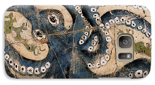 Octopus - Study No. 1 Galaxy S7 Case
