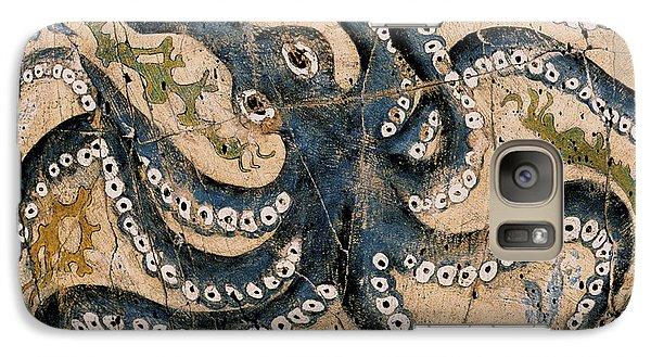 Octopus - Study No. 2 Galaxy S7 Case