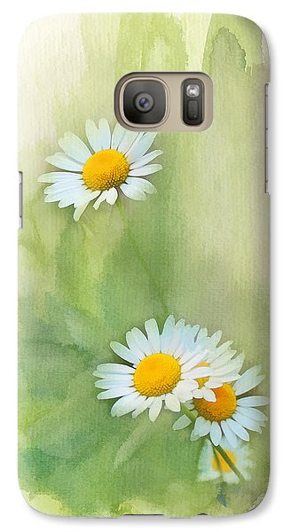 Galaxy Case featuring the photograph Ode To Spring by Kathleen Holley