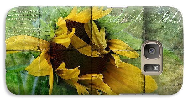 Galaxy Case featuring the photograph Ode To Summer by Kathleen Holley