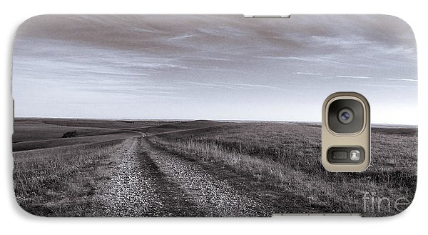 Galaxy Case featuring the photograph Off The Beaten Path by Thomas Bomstad