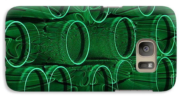 Galaxy Case featuring the photograph Oh by Janice Westerberg