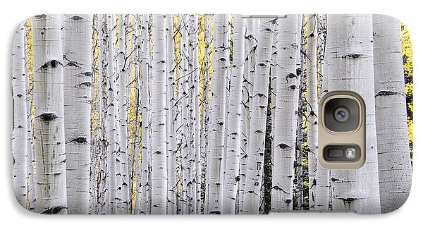 Galaxy Case featuring the photograph Ohio Creek Road by The Forests Edge Photography - Diane Sandoval