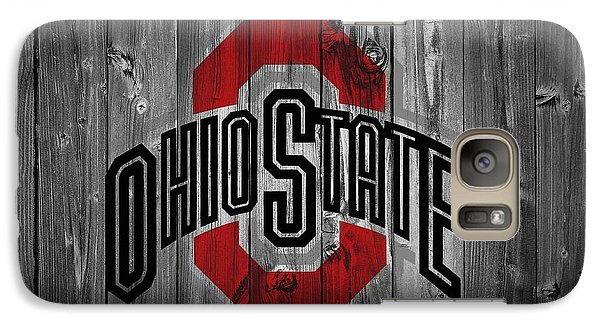 Ohio State University Galaxy S7 Case