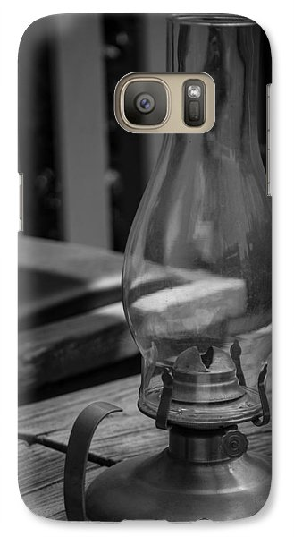 Galaxy Case featuring the digital art Oil Lamp by Gandz Photography