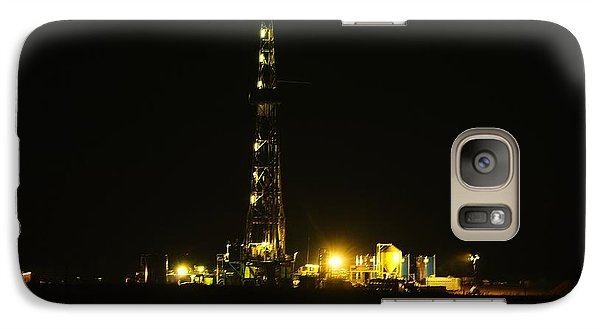 Oil Rig Galaxy S7 Case