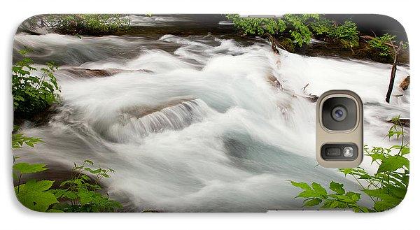 Oirase Stream Galaxy S7 Case