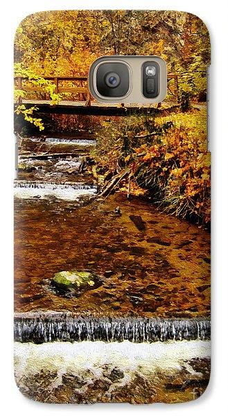 Galaxy Case featuring the photograph Okanagan Autumn by Kathy Bassett