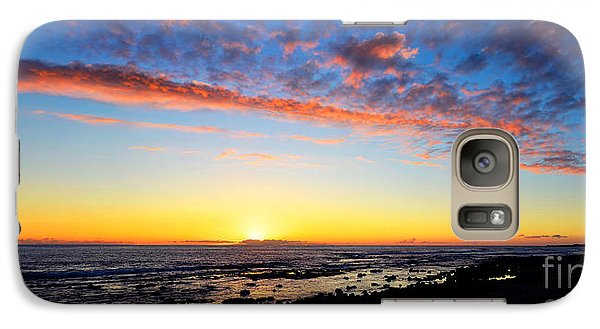 Galaxy Case featuring the photograph Old A's Panorama by David Lawson