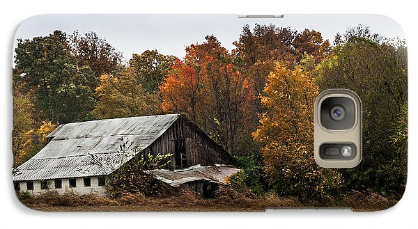 Galaxy Case featuring the photograph Old Barn by Debbie Green