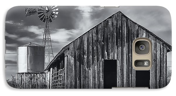 Old Barn No Wind Galaxy S7 Case