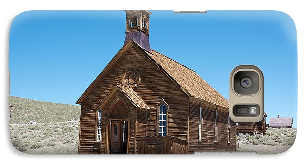 Galaxy Case featuring the photograph Old Bodie Church by Vinnie Oakes