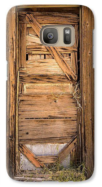 Old Door Galaxy S7 Case by  Onyonet  Photo Studios