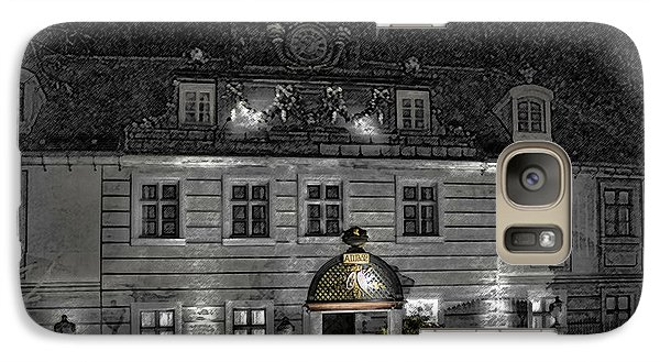 Old Hotel II Galaxy S7 Case by Robert Culver