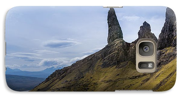 Old Man Of Storr Isle Of Skye Galaxy S7 Case