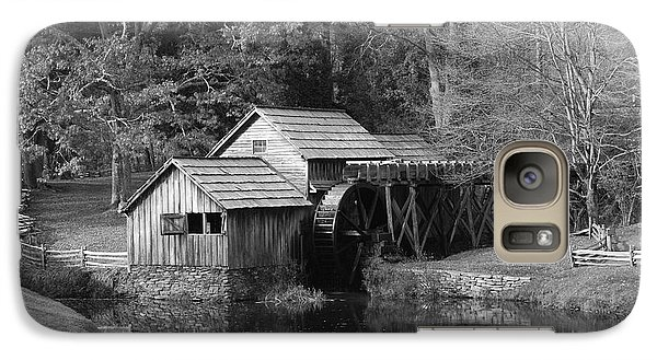 Galaxy Case featuring the photograph Virginia's Old Mill by Eric Liller