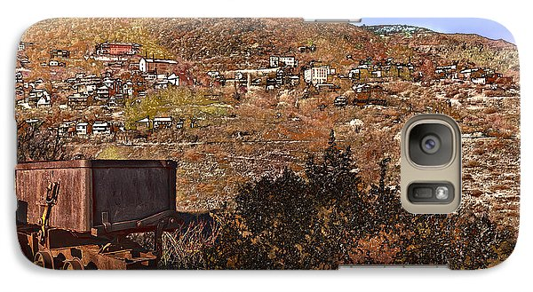 Old Mining Town No.24 Galaxy S7 Case