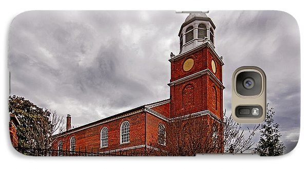 Old Otterbein Country Church Galaxy S7 Case