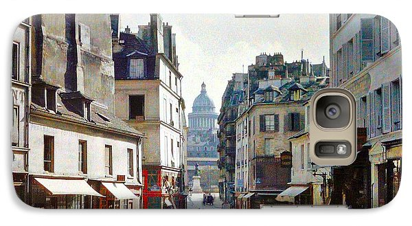 Galaxy Case featuring the photograph Old Paris by Bill OConnor
