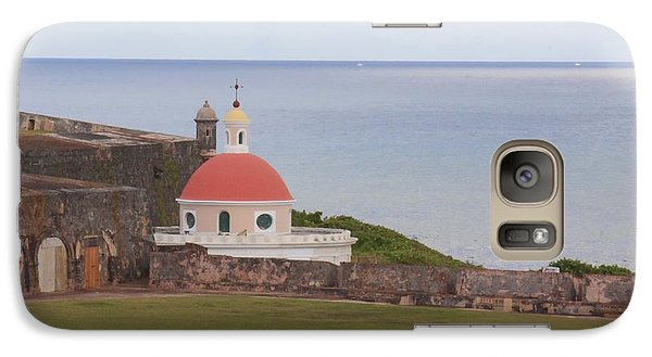 Galaxy Case featuring the photograph Old San Juan by Daniel Sheldon