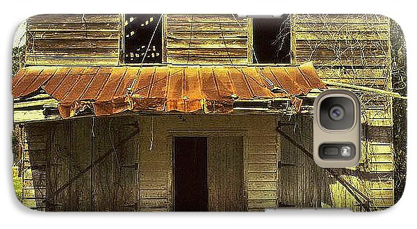 Galaxy Case featuring the photograph Old Seabrook House by Patricia Greer