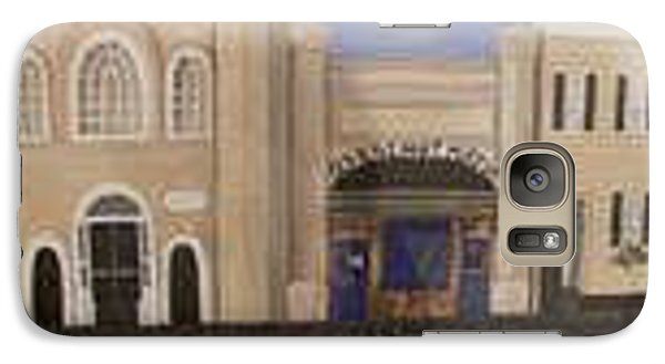 Galaxy Case featuring the photograph Old Slave Mart by Joetta Beauford