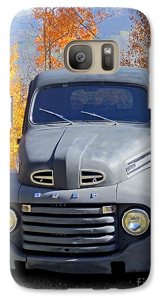 Galaxy Case featuring the photograph Old Time Fun by Fiona Kennard