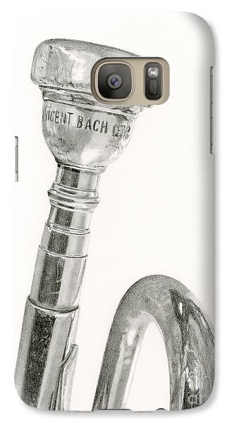 Old Trumpet Galaxy S7 Case