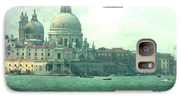 Galaxy Case featuring the photograph Old Venice by Brian Reaves
