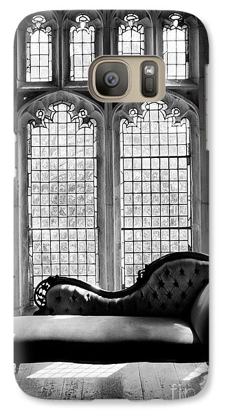 Galaxy Case featuring the photograph Old World by Serene Maisey