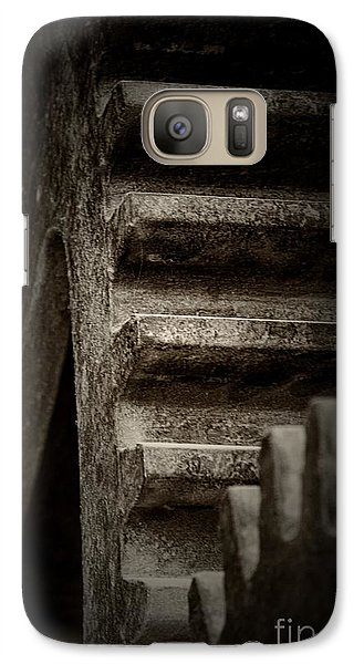 Galaxy Case featuring the photograph Oldtimer by Nicola Fiscarelli