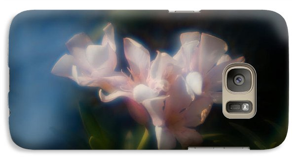 Galaxy Case featuring the photograph Oleander 1 by Travis Burgess
