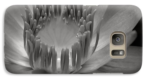 Om Mani Padme Hum Hail To The Jewel In The Lotus Galaxy S7 Case by Sharon Mau