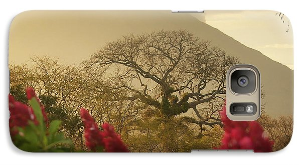 Galaxy Case featuring the photograph Ometepe Island 2 by Rudi Prott