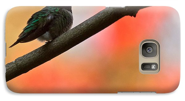 Galaxy Case featuring the photograph On Guard by Robert L Jackson