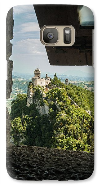 On The Inside Galaxy S7 Case by Alex Lapidus
