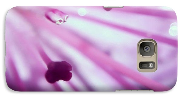 Galaxy Case featuring the photograph On The Inside by Kerri Farley