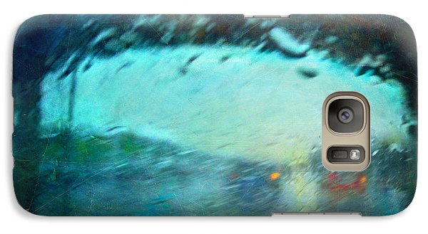 Galaxy Case featuring the photograph On The Road #11 by Alfredo Gonzalez