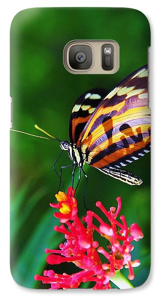 Galaxy Case featuring the digital art On The Wings Of Sweetness by Kicking Bear  Productions